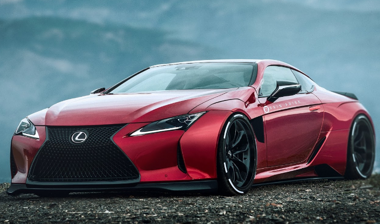 2020 Lexus LC 500 Performance Lexus lc, Super cars