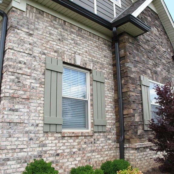 166 0883 Bessemer Collection Residential Bricks