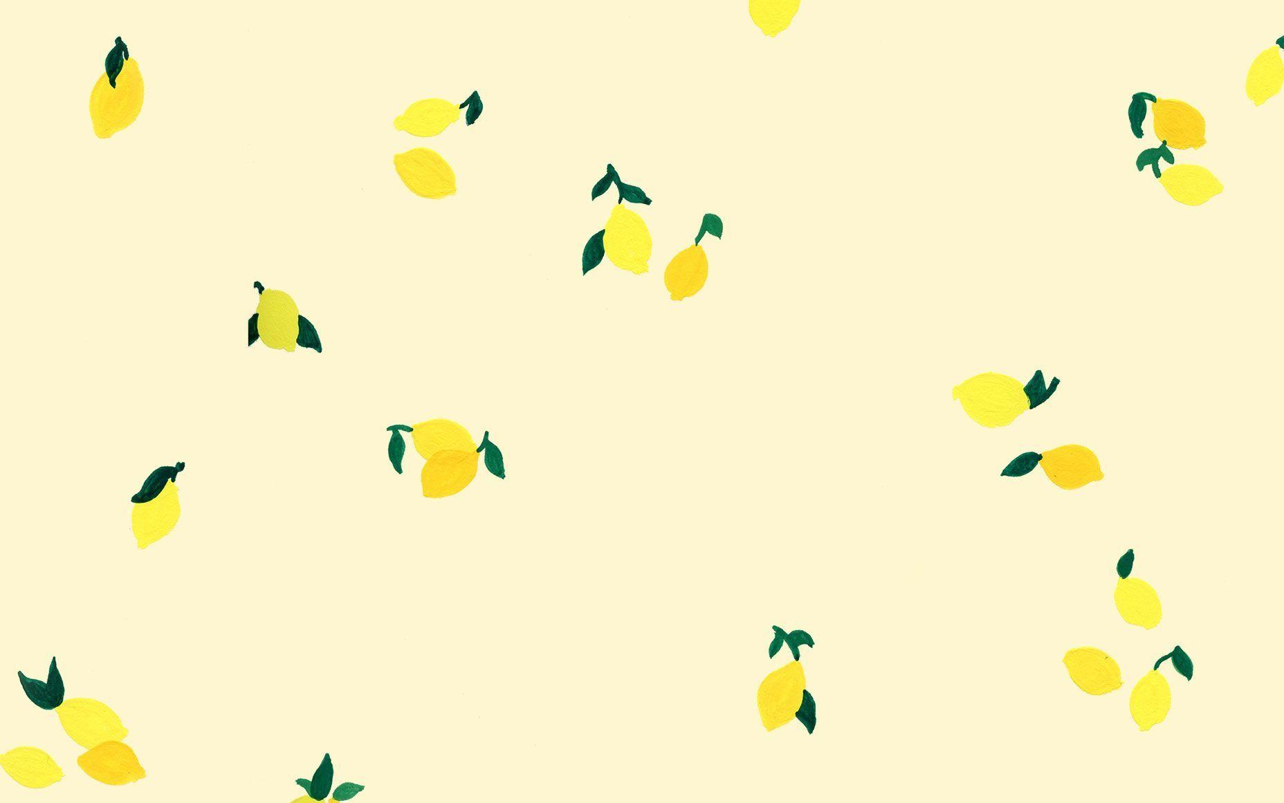 Elliedeneroff Dressyourtech Lemons Jpg 1 856 1 161 Pixels In 2020 Cute Desktop Wallpaper Cute Wallpapers For Computer Laptop Wallpaper Desktop Wallpapers