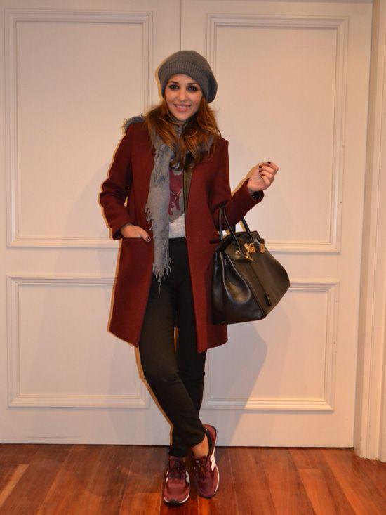 abrigo new balance mujer