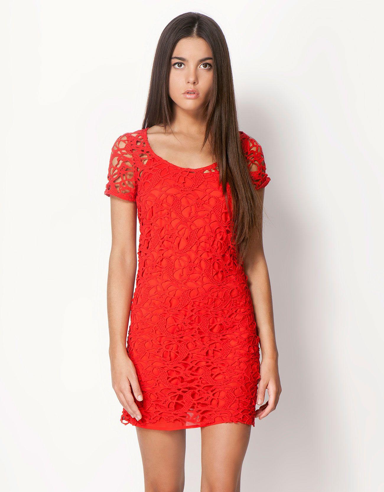 Crochet dress singapore style