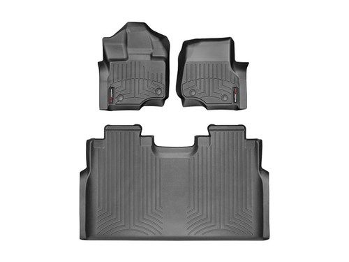 add to cart for price  weathertech front  u0026 rear floor