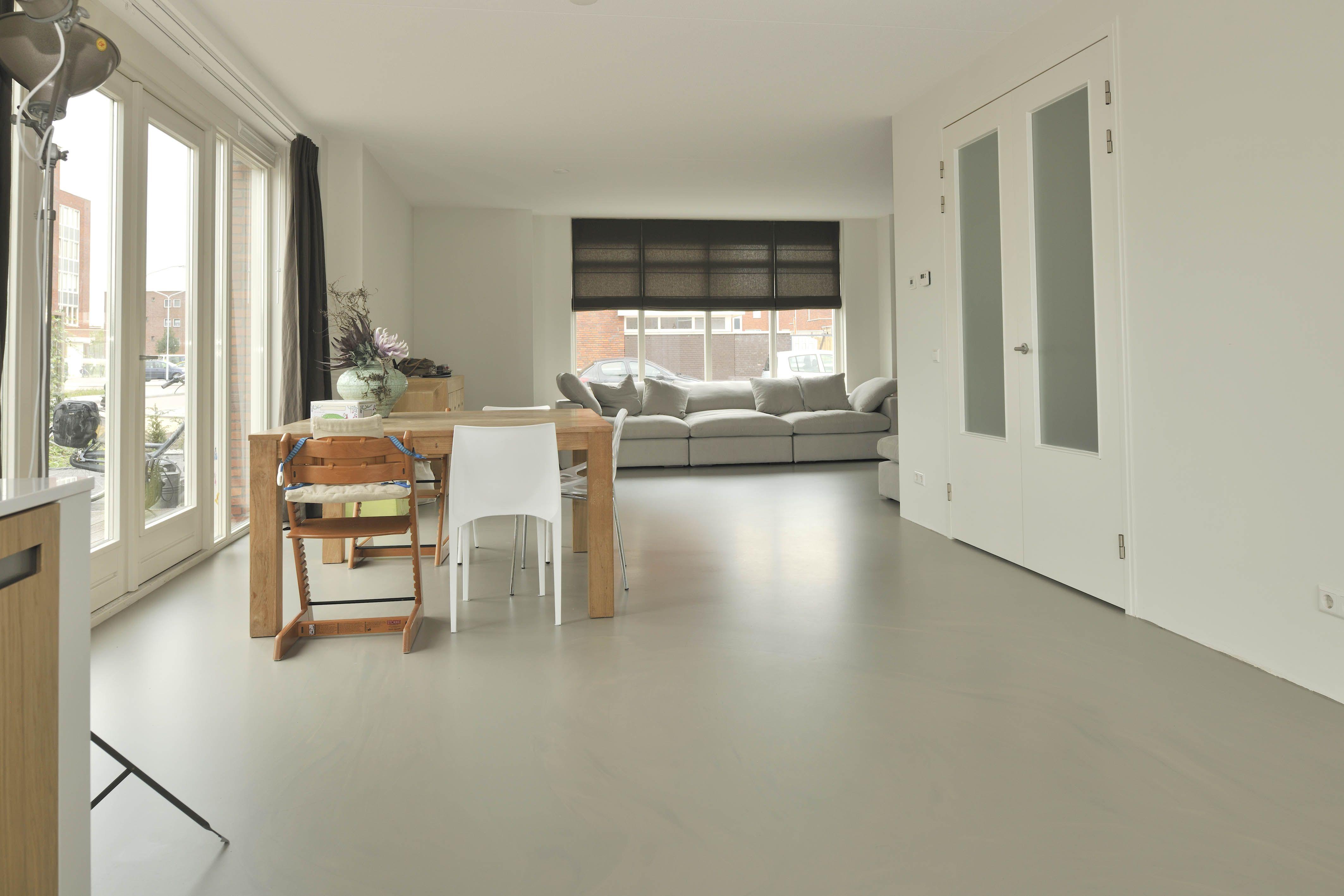 Woonkamer Lichte Kleuren : Een woonkamer vol met lichte kleuren zorgt voor een open en