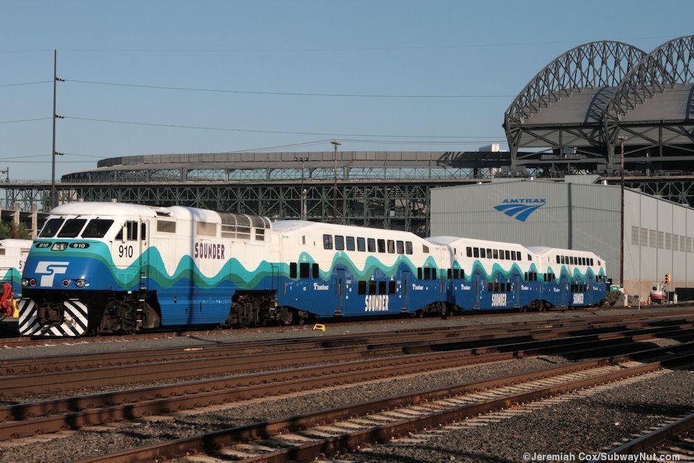 sounder train Gallery AMTRAK (& other passenger trains