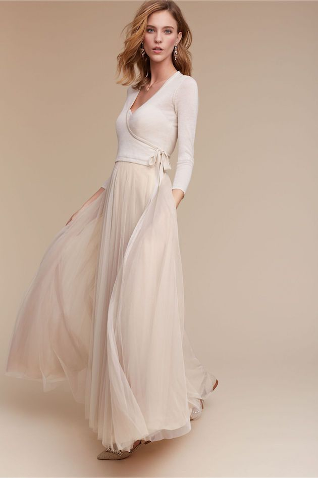 Millie Sweater Lucy Skirt By Jenny Yoo Maids Collection At