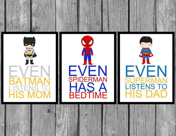 These prints \u2014 which come with great lessons for your kid \u2014 are also