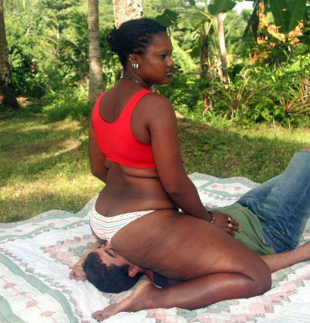 black dominatrixes