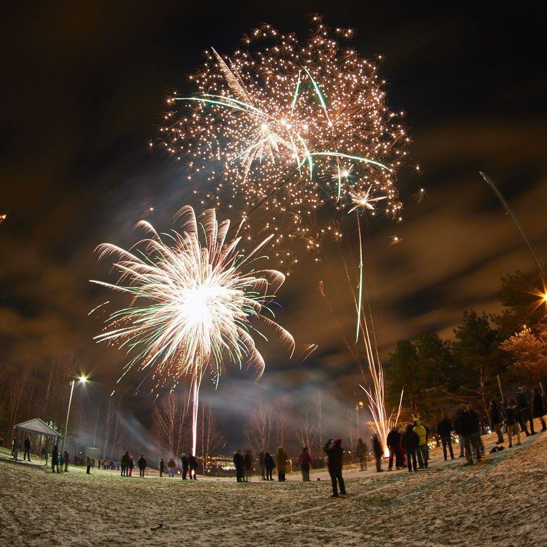Hyvää Uutta Vuotta! #ilotulitus #2016 #NewYear #fireworks