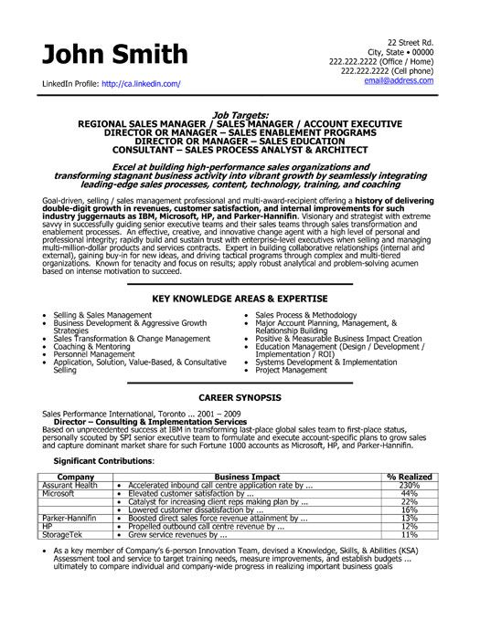 Click Here to Download this Director of Consulting and - linkedin resume template