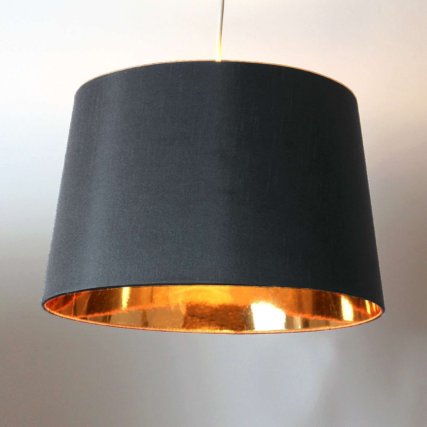 Ritz Gold Lined Pendant Dunelm With Images Gold Line Ceiling Pendant Grey Ceiling