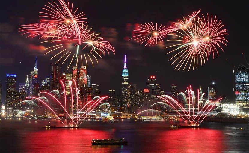 Free Printable February 2020 Calendars Fireworks, New