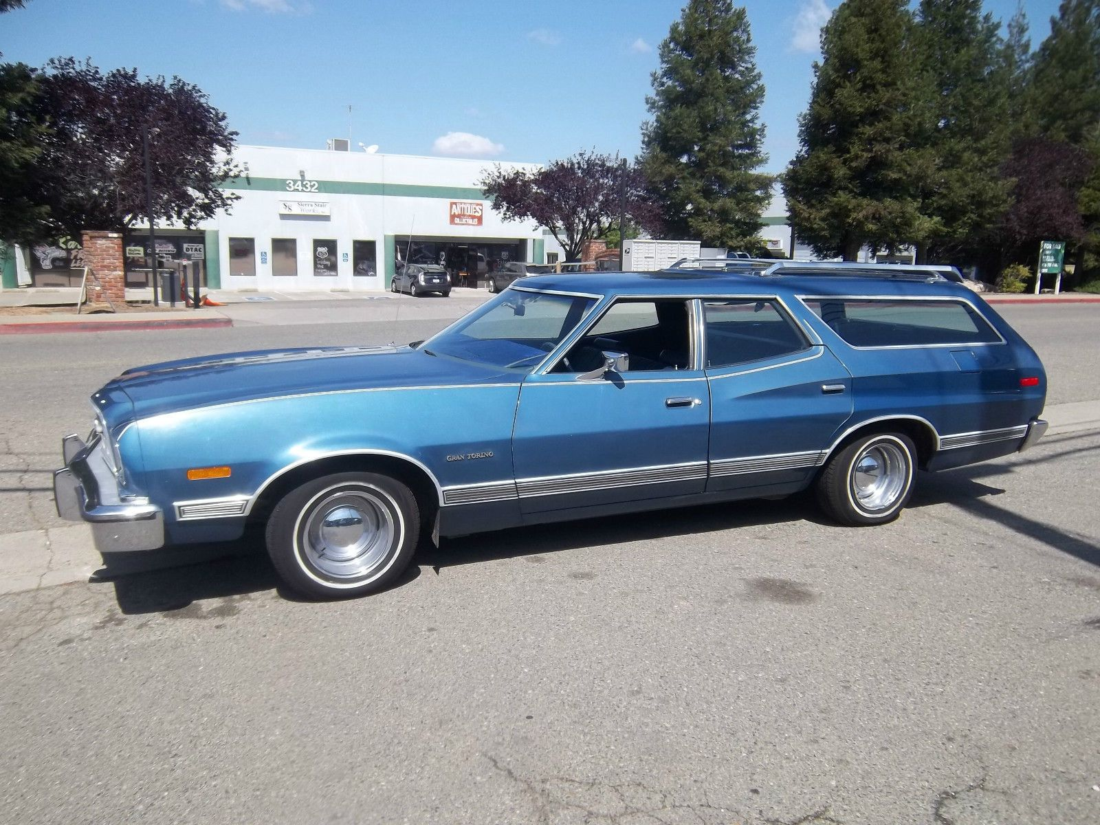 73 Ford Gran Torino Station Wagon Station Wagon Ford Torino Wagon