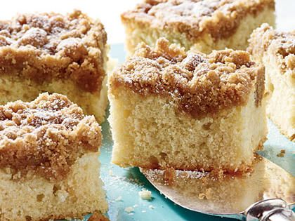 Buttermilk Coffee Cake Dip Scoop And Score With These All Time Staff And Reader Favorite Tailgating Rec Buttermilk Coffee Cake Desserts Coffee Cake Recipes