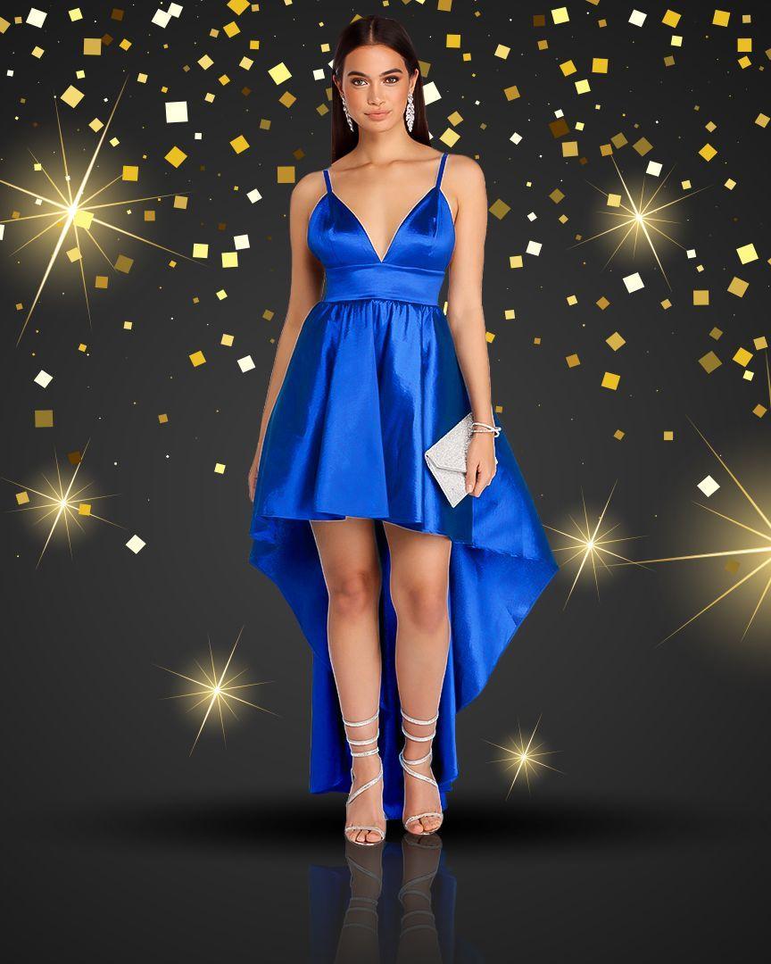 Rochie Elegantă Din Material Satinat Extrem De Trendy Rochia îți