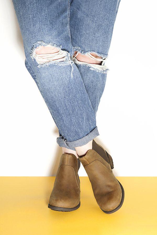 bf59b83c84c Tan you dig it? The UGG Australia Bonham chelsea boot wants to be on ...