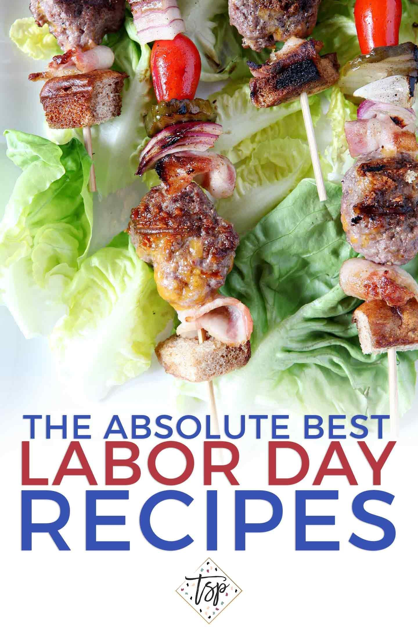 As the days grow shorter and Labor Day weekend draws near, we prepare for the end of summer. Celebrate the goodness and bounty of the season with all of these delicious and eclectic Labor Day recipes! | Labor Day recipes | Labor Day food | Labor Day entrees | Labor Day grilling | Labor Day barbecue | Labor Day picnic | Labor Day side dishes | Labor Day desserts | #speckledpalate #dessertfoodrecipes #labordaydesserts As the days grow shorter and Labor Day weekend draws near, we prepare for the en #labordaydesserts