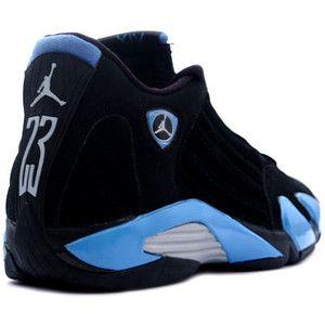 premium selection fde8a 9097e ... Kixclusive - Air Jordan 14 Retro Black   University Blue ...