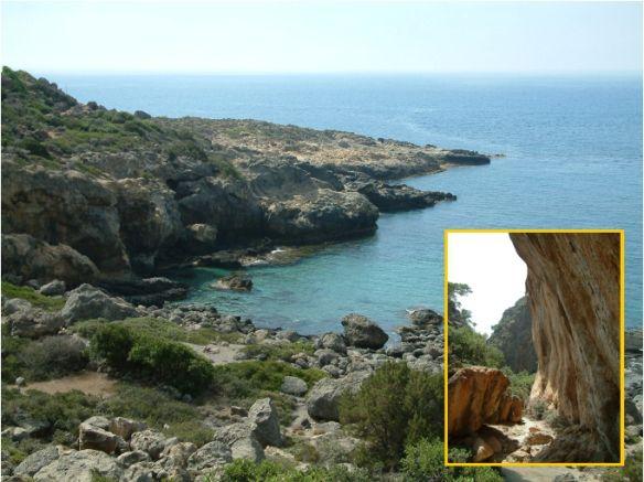 Wanderung 14: Von  Soúgia  zur  antiken  Stadt  Lissós