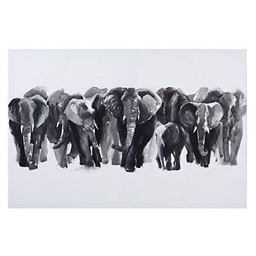 Gigantic elephants z gallerie i need this piece in my house