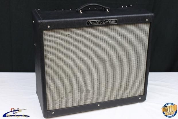 Fender Hot Rod DeVille 212 Combo Tube Guitar Amplifier, 60W, 2x12 ...