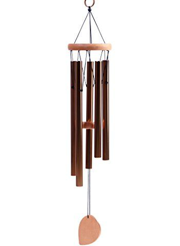 Beautiful Wind Chimes Tuned 22 Wood Windchimes Deliver Rich