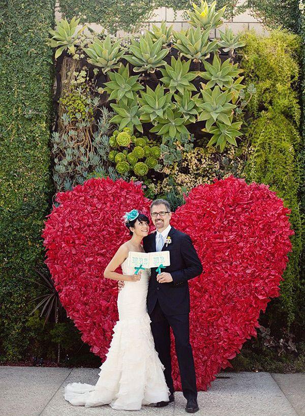 Amazing Wedding Backdrops: 17 Creative Ideas to Inspire   Wedding ...