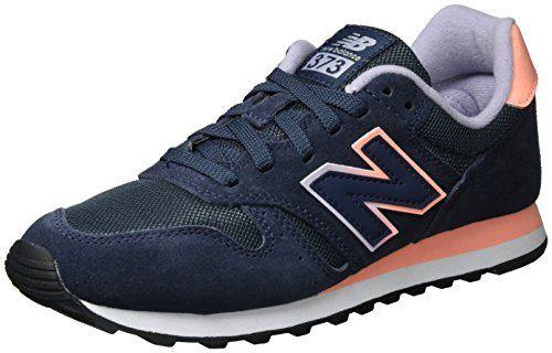 New Balance Damen 373 Modern Classics Sneakers Blau (Navy ...
