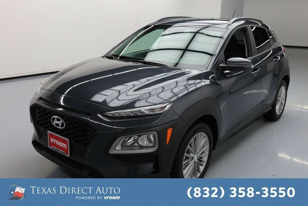For Sale 2018 Hyundai Kona SEL Texas Direct Auto 2018 SEL