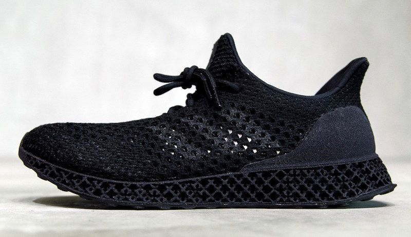 Triple Black adidas Futurecraft 3D