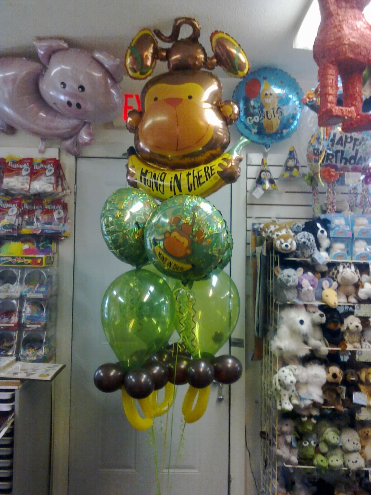 Pin by Balloonee Toonz on Our Balloon Bouquets Balloon