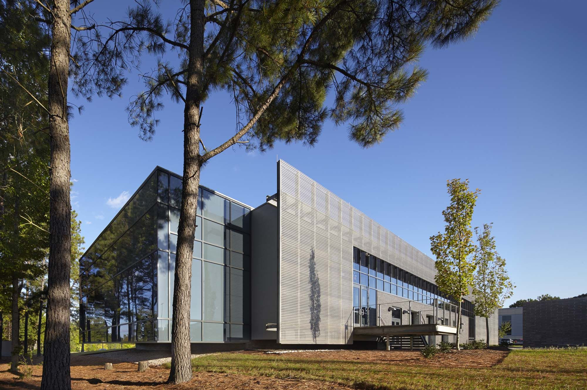 The Regional Plant building at Wake Tech Community College