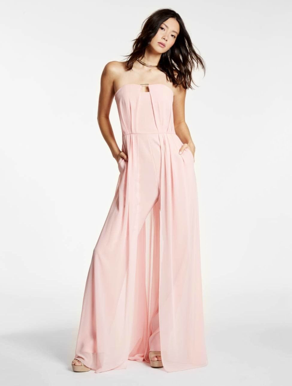 87c9372a1f Formal Jumpsuits With Overlay