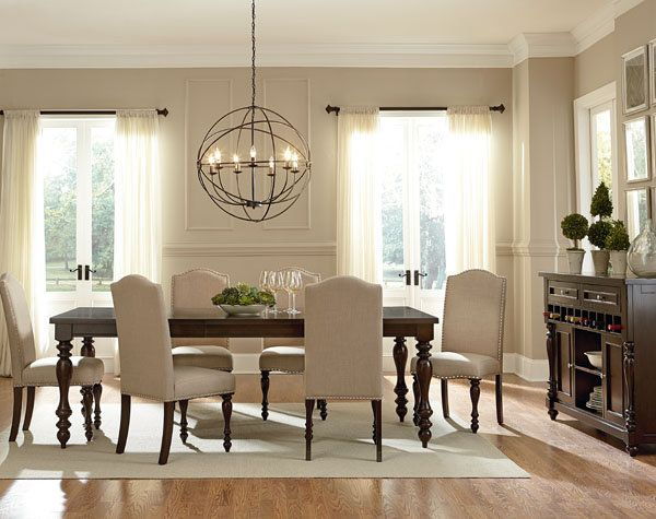 Standard McGregor Dining Set At DAWS Home Furnishings In El Paso, TX