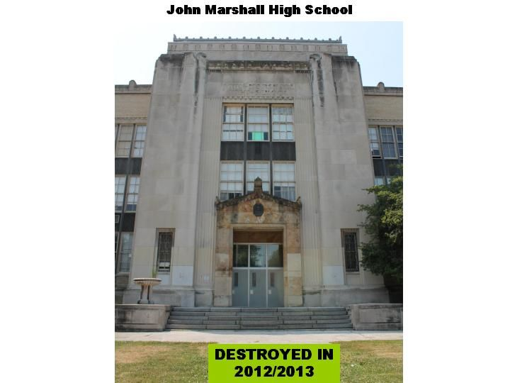 Pictures Of John Marshall High School Cleveland Birthday Our Beloved John Marshall High School In Cleveland Willoughby Ohio Cleveland Cleveland Ohio