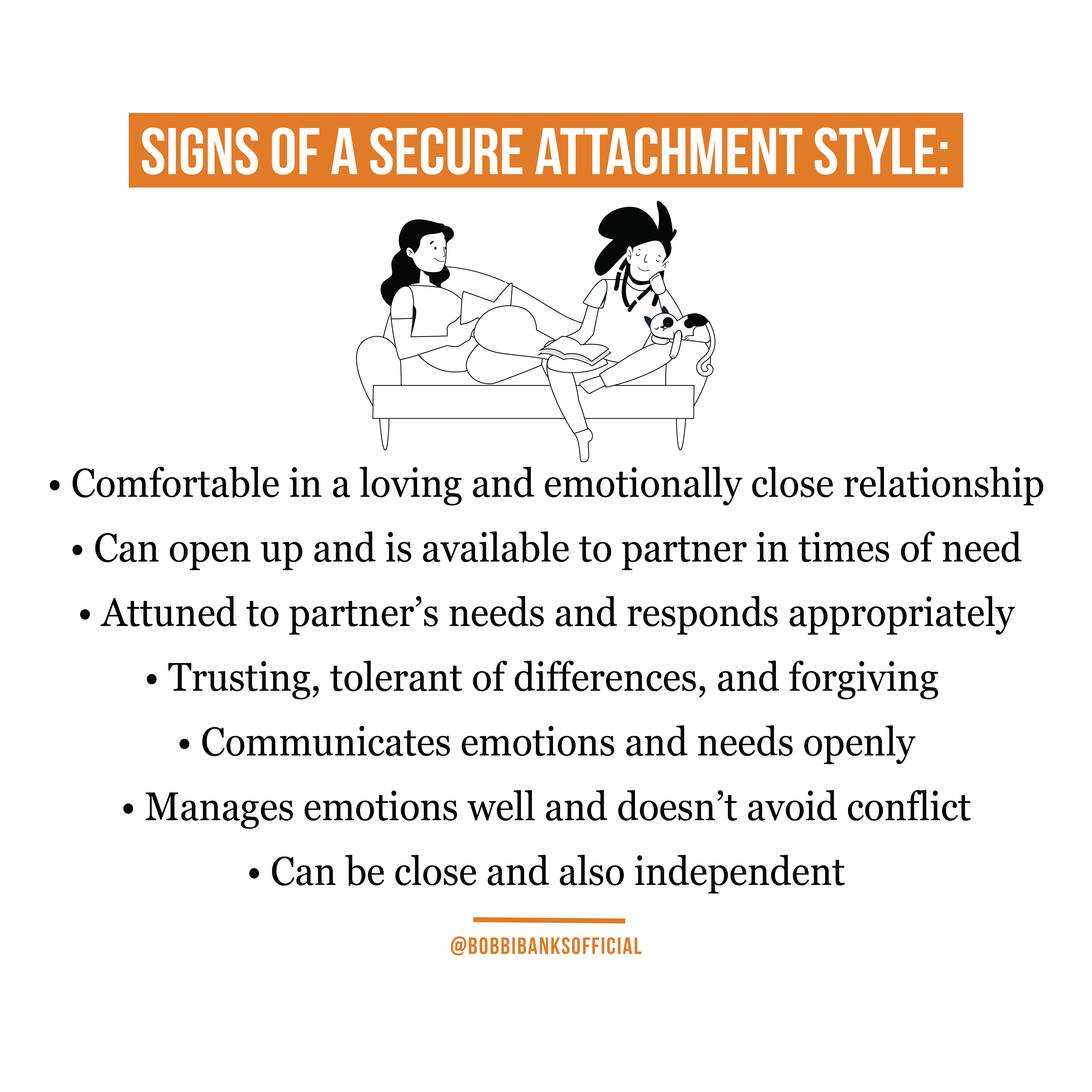 Attachment styles relationship Relationship Attachment