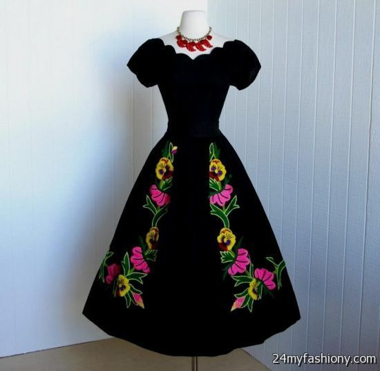 Formal Mexican Dress Google Search Mexican Dresses