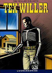 Kansi: Tex Willer -kirjasto 21 - Luurankomies