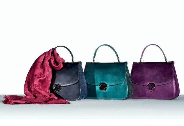 4626c3b195 Borse Baldinini Autunno Inverno 2013-2014 - #bags #colors   handbag ...