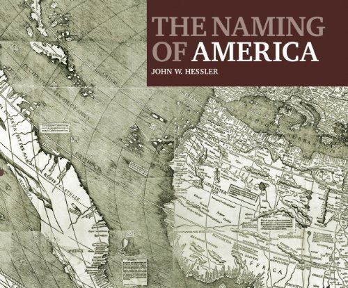 The naming of america martin waldseemullers 1507 world map and the the naming of america martin waldseemullers 1507 world map and the cosmographiae introductio by john gumiabroncs Gallery