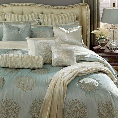 Luxury Bedding Sets, Michael Amini Bedding