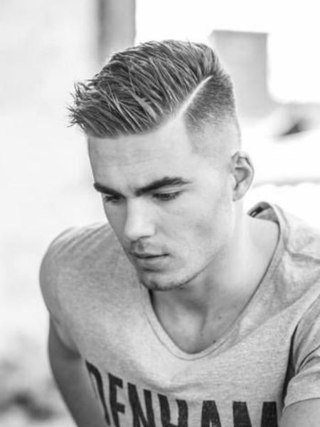 33 Military Haircuts Men Mens Hairstyles Undercut Hard Part Haircut