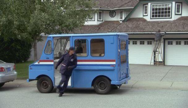 AM General FJ-8C Postal Van | Postal Vehicles | Vehicles