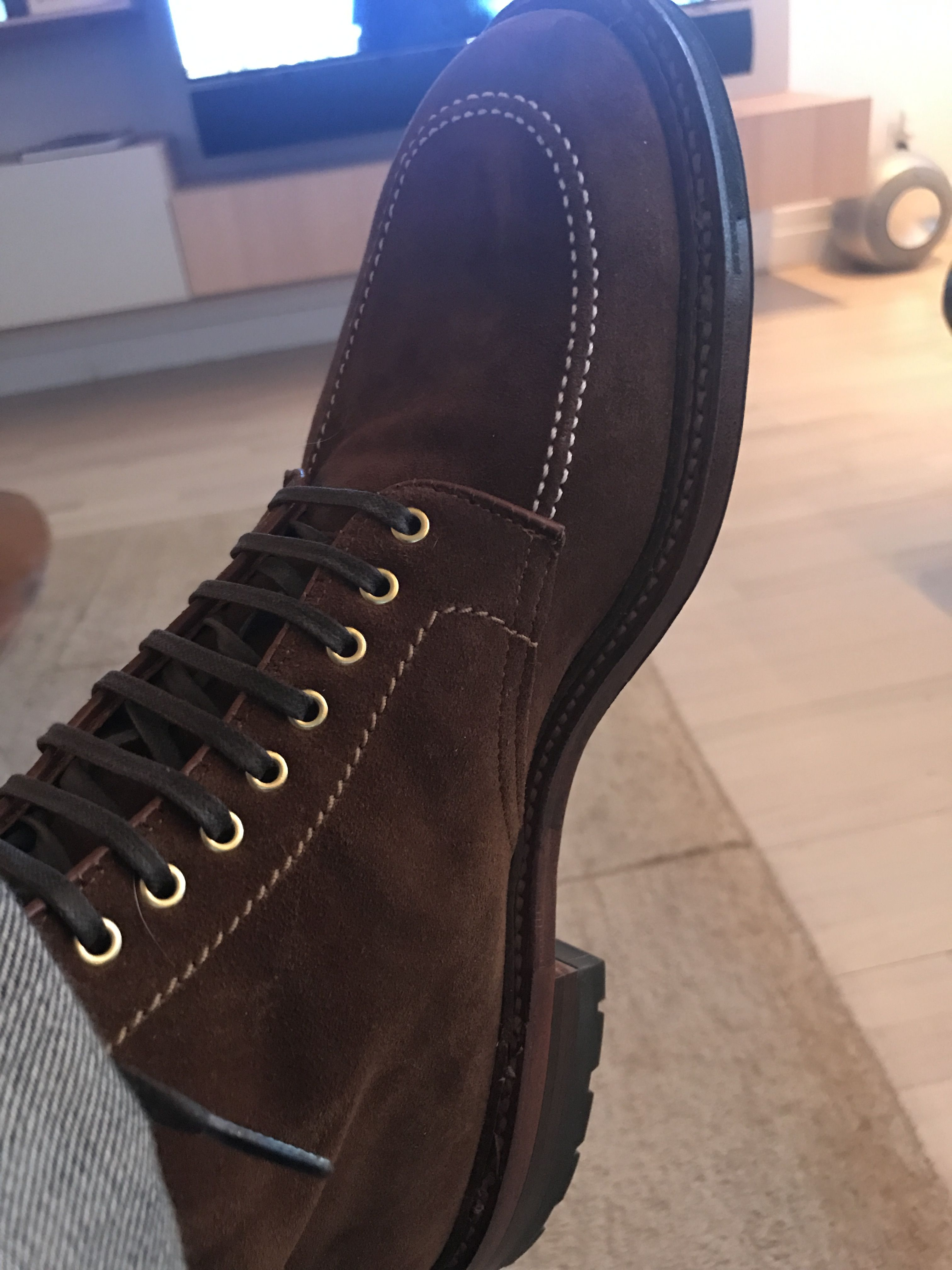 Roughout Indys (Personal pair) Dress shoes men, Oxford