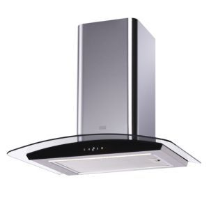 Cooke Lewis Linktech Stainless Steel Chimney Cooker Hood