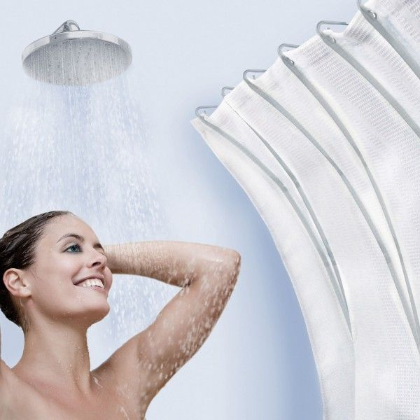 Curvit Arches Shower Curtain Extender Hooks
