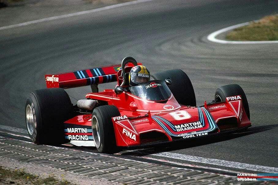 Moco Brabham BT45  Alfa Romeo   1976 @ Schlegelmilch