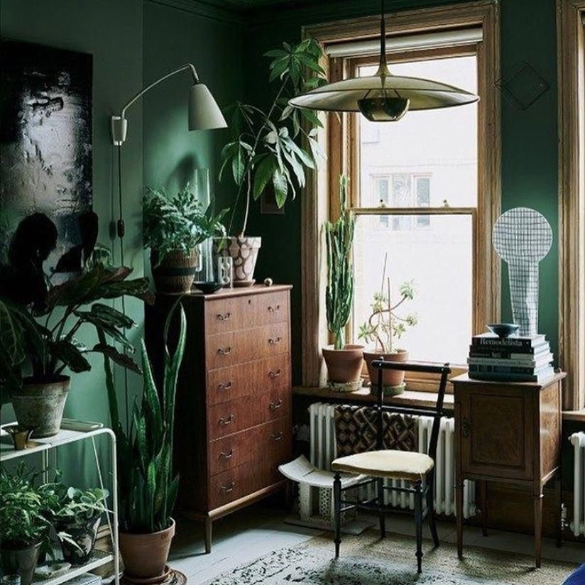 26 Relaxing Green Living Room Ideas: #RSGSTYLE: AW18 COLOUR TREND PREDICTION