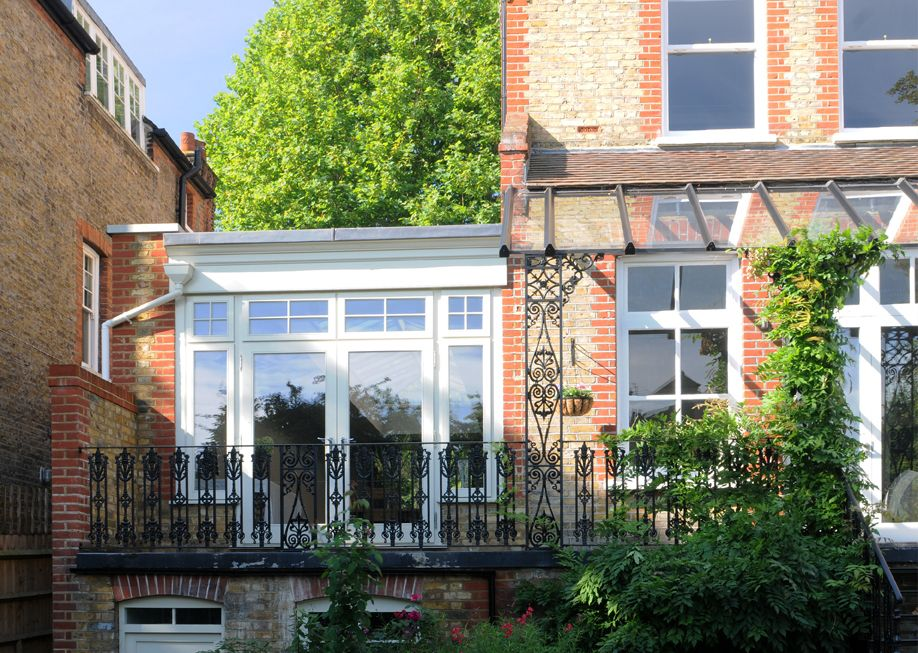 New Houzz project - Orangery on London townhouse -