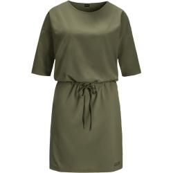 Photo of Jack Wolfskin summer dress women Matata Dress L green Jack Wolfskin