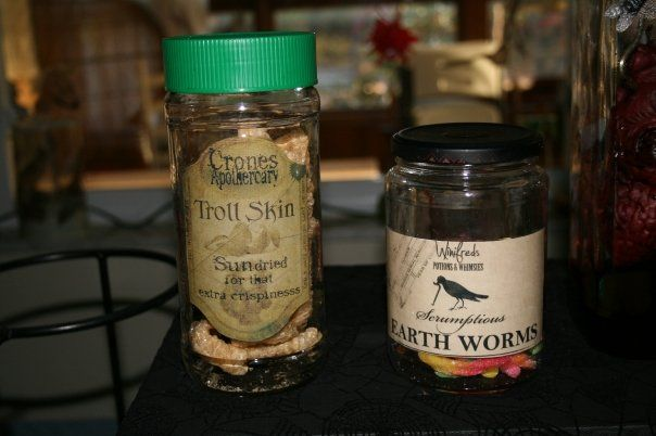 Apothecary Jar Labels, Tags  Ideas-15747_187966516536_8061244_njpg - halloween jar ideas